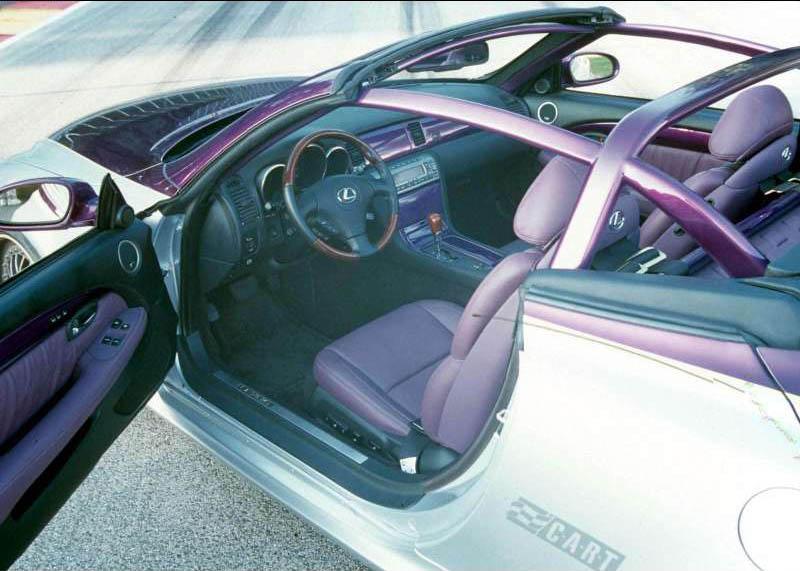 Lexus Sc Car Cover