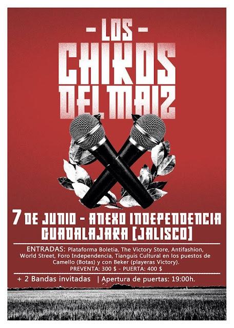 Los Chikos del Maiz