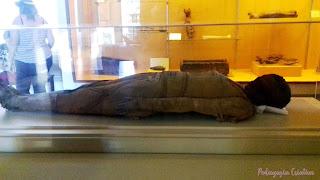 Múmia Kherima Museu Nacional