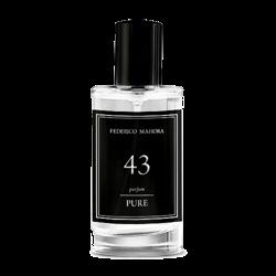 FM 43 PURE fragrâncias masculinas