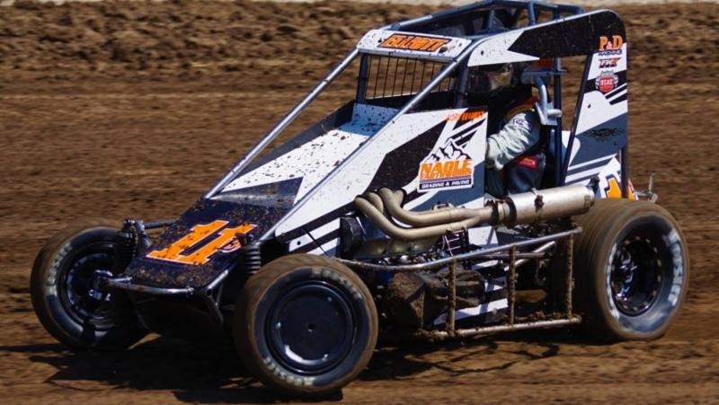 West Coast Short Tracker: USAC Western States Midgets Clash