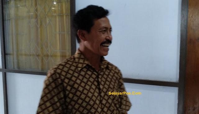 Masyarakat Kayuadi Dukung Maju Pilkades, H. Saharuddin: Insha Allah Saya Amanah