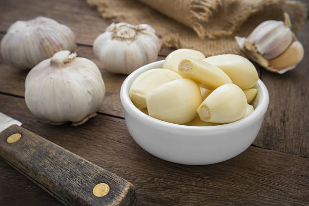 Discover the Benefits of Organic Garlic Granules