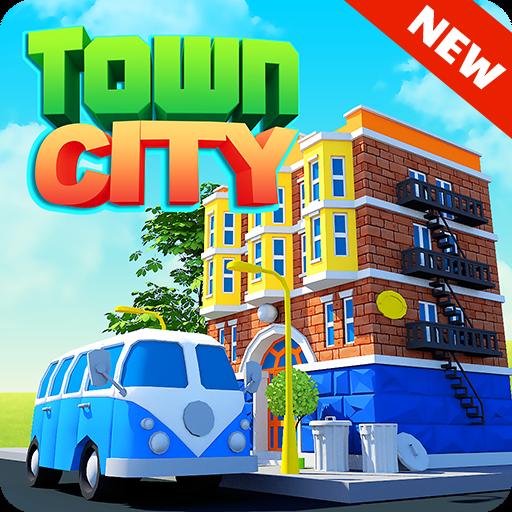 تحميل لعبة Town City – Village Building Sim Paradise Game 4 U v1.2.7 مهكرة وكاملة أموال لا تنتهي زيادة بدل النقص