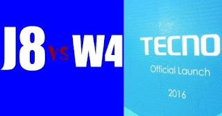 Compare-Tecno-J8-Boom-vs-W4