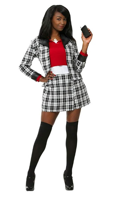 Clueless Costumes | best friend costume - Clueless Dionne costume