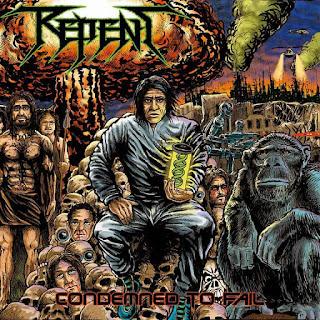"""Το τραγούδι των Repent """"Empires Of Evil"""" από το album """"Condemned to Fail"""""""