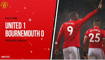 Manchester United  vs  AFC Bournemouth 1-0 Video Gol & Highlights