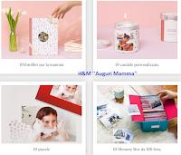 Logo Concorso H&M e Cheerz '' Auguri Mamma'' : vinci gratis tantissimi prodotti