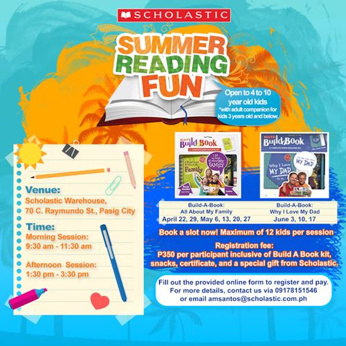 summer reading workshop