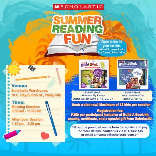 summer reading workshop