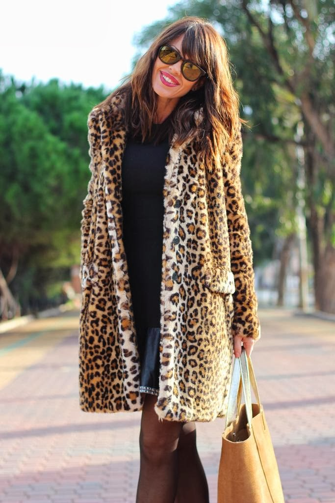 Animal print - Zara Trafaluc