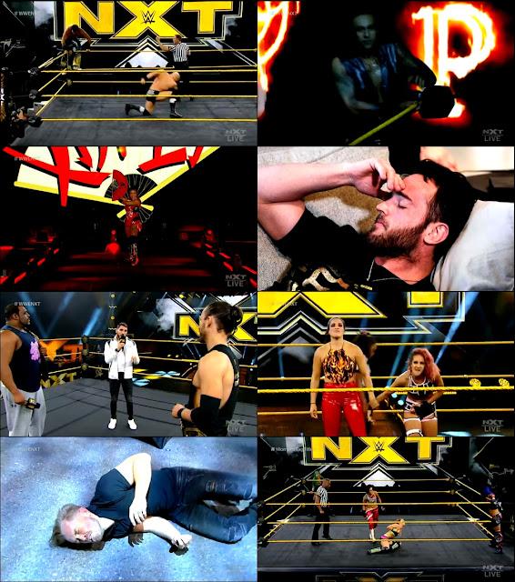 WWE NXT 17th June 2020 480p WEBRip