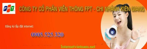 Đăng Ký Lắp Đặt Wifi FPT Tại Rạch Giá, Kiên Giang