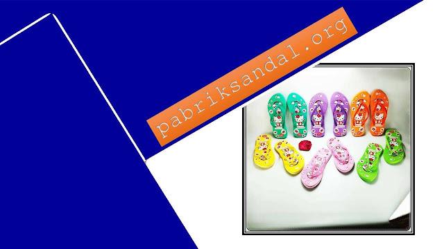 Harga Murah Langsung Dari Pabrik- Sandal AB Sablon HK Wanita