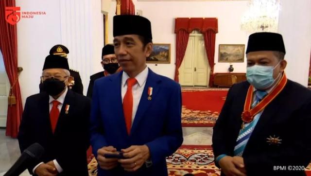 Jika Meninggal Dunia, Ini Hak yang Diperoleh Penerima Penghargaan dari Jokowi