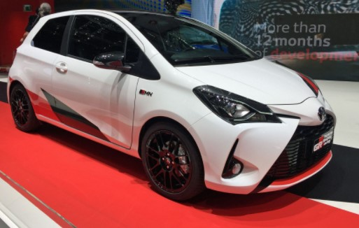 Toyota Yaris specs, dimensions, facts & figures 2019