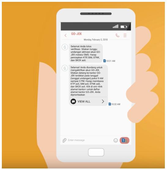 Cara Daftar Gojek 2020 Terbaru Bonus Tips Gaji Jutaan Perbulan Dari Go Jek Ojek Online Job Fair Lowongan Kerja 2020 Lulusan Smk Lulusan Sma Smp