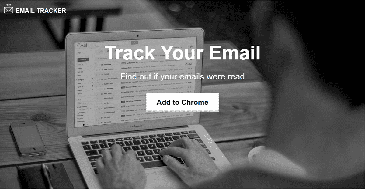 Email Tracker 追蹤電子郵件是否已讀