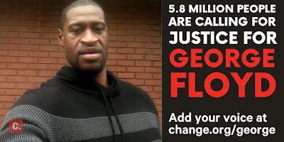 george floyd petition