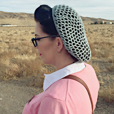 Snood by Raven Rose Retro