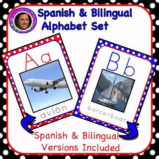 https://www.teacherspayteachers.com/Product/Dual-Language-Spanish-Alphabet-with-Cognates-Alphabeto-Bilinguee-1966702