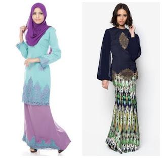 Pakaian Muslimah Popular