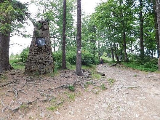 Pomnik Karla Weisen'a.