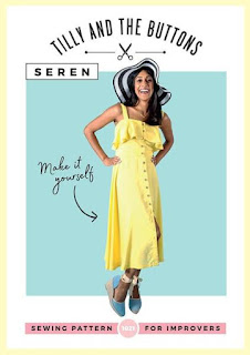 Seren Dress Pattern Review