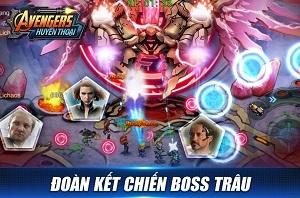 download game avengers huyen thoai