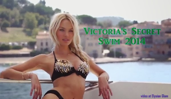 Victoria's Secret Swim 2014: Trend Watch Video in glamorous St. Tropez