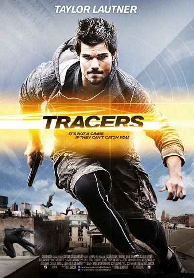 Watch movie Tracers (2015) cinema online