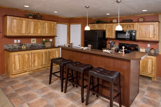 mobile home kitchen design ideas pictures