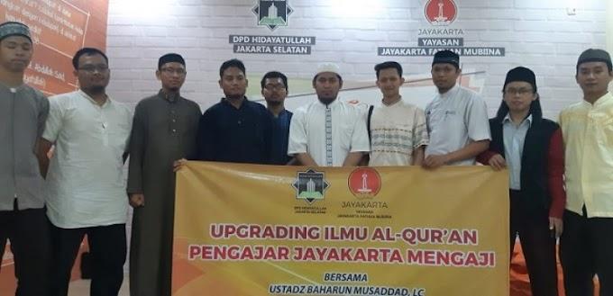"""Jakarta Mengaji"" Semakin Diminati Tukang Ojek dan Pegawai"