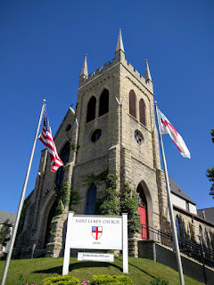 St Luke's Episcopal Church, Dixon, Illinois