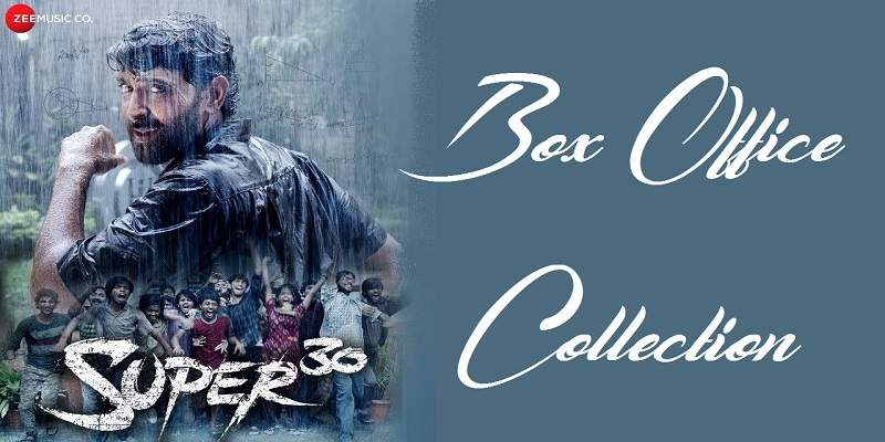 Super 30 Box Office Collection Poster