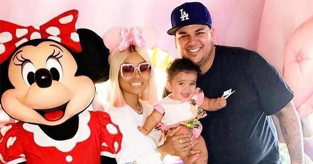 Blac Chyna Visited by Police Over Child Neglect Accusations