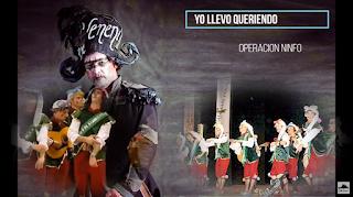 """✨Pasodoble """"Yo llevo queriendo"""". ⚫no cantado en el Falla de 🥇JC Aragón. """"Operación Ninfo"""" (2006) con LETRA"""