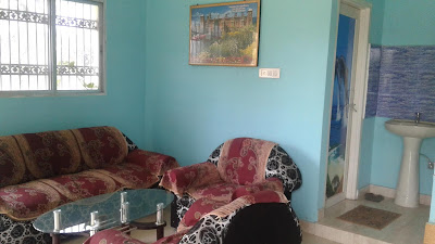 living room in dulex home