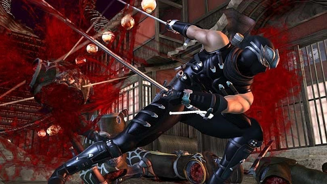 Ninja gaiden 3 Razor's Edge PC - Game chặt chém hay nhất 1