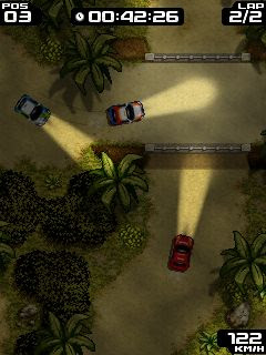 Game 4х4 Extreme Rally World Tour java jar