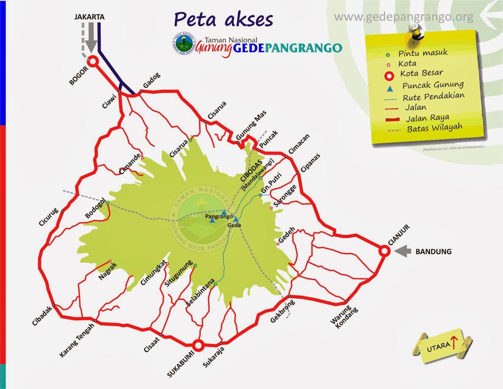 Gunung Gede: Sebuah Kompilasi Pendakian