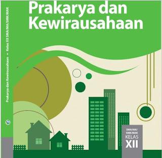 Buku Paket Prakarya Kelas 12 Semester 1