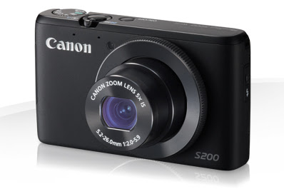 Canon PowerShot S200 Driver Download