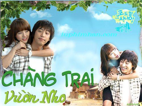 Chàng Trai Vườn Nho - The Vineyard Man (2006)