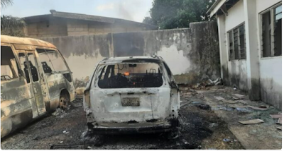 PDP, APC secretariats burnt in Ondo