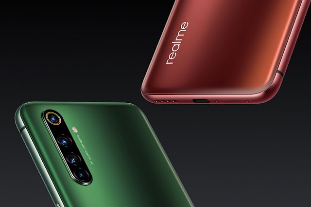 Flagship Realme X50 Pro 5G Kini Ada di Indonesia Dengan 5G Terkunci