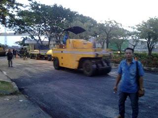 Kontraktor Pengaspalan Jalan, Kontraktor Aspal, Jasa Pengaspalan Jalan