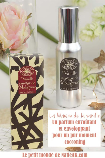 vanille parfum pas cher