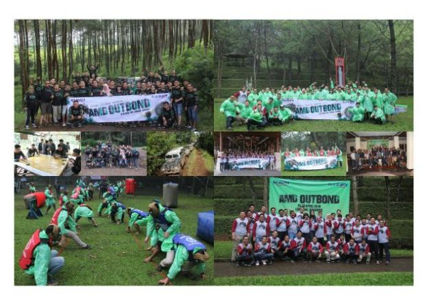 outbound lembang bersama gravity